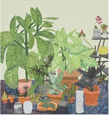 Jonas Wood Plants