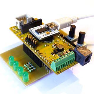 AGEduino with Demo Board