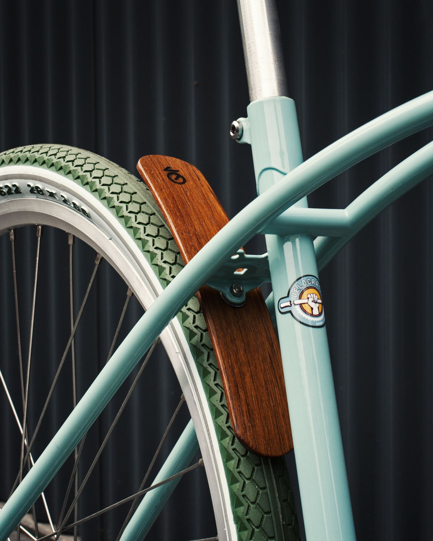 f6d8dd764f0 Our mini fenders are built to be seen. This subtle wooden detail will turn  heads wherever your ride takes you. Choose Short 'n Sweet (42mm) for city  bikes ...