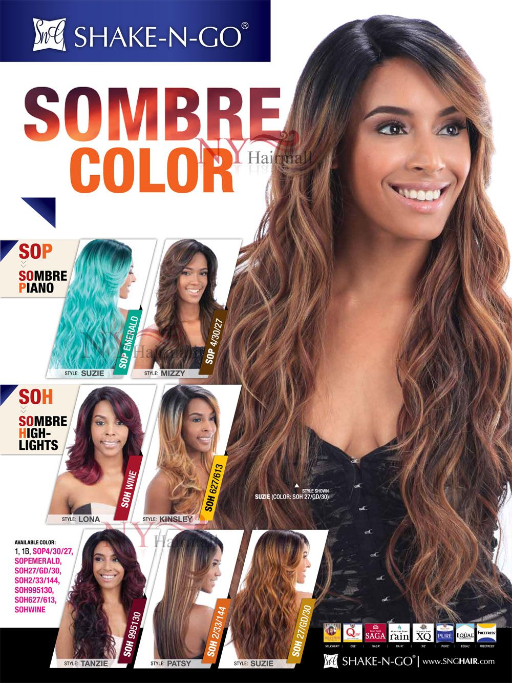 Color chart for wigs - Color Chart For Wigs Freetress Equal Synthetic Lace Front Deep Invisible Part Wig Tanzie