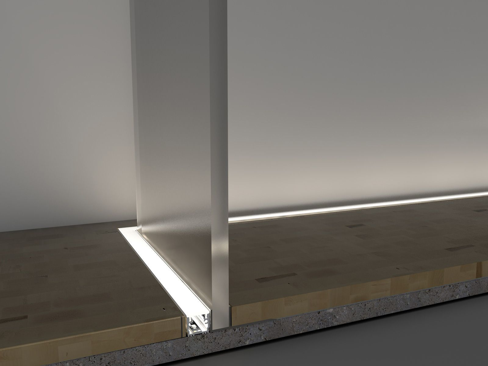300cm Langes Und Abdichtbares Ip67 Led Alu Bodenpr 43 50 Badezimmer Led Dusche Beleuchtung Led