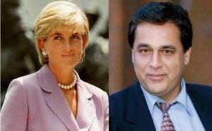 Princess Diana Dr Hasnat Khan Diana Prinsessan Till