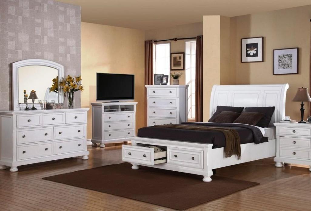Günstige Schlafzimmer Sets | Weiße schlafzimmermöbel ...