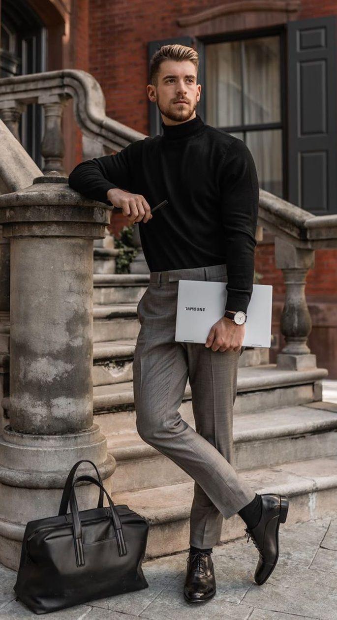 10 Fashion Rules Every Man Must Follow- Mens Fashion – Ginny-fied