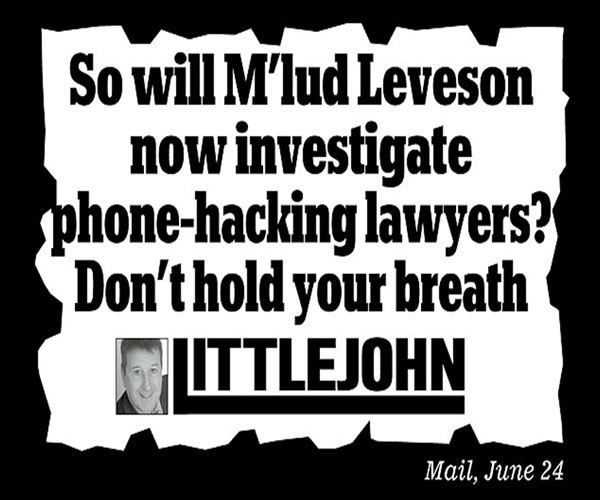 Leveson Inquiry a Farcical Attempt to Kill Freedom of the Press