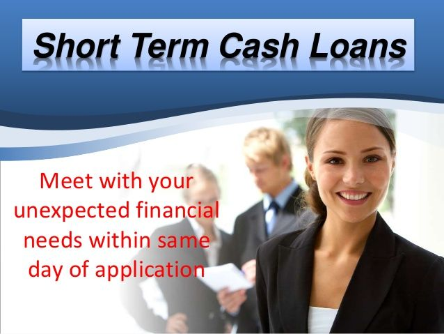 Short Term Personal Loans- Get Small Personal Assistance ...