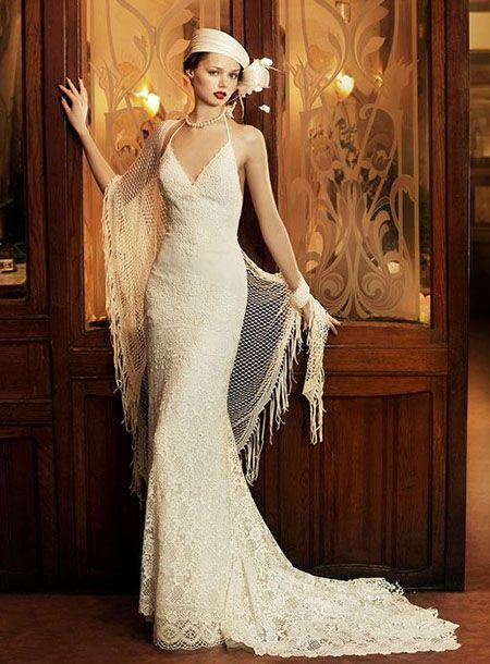 1920 Flapper Style Dress Old Hollywood Theme Wedding | My Life With ...