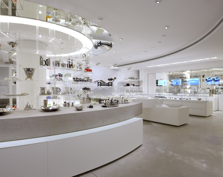 Tollman S Alessi Store Tel Aviv Visual Concept And Design