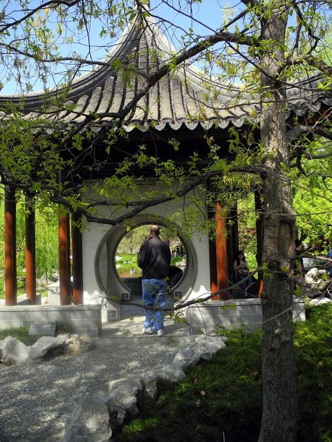 San Marino Patio Furniture: A Visit To The Huntington Library And Gardens