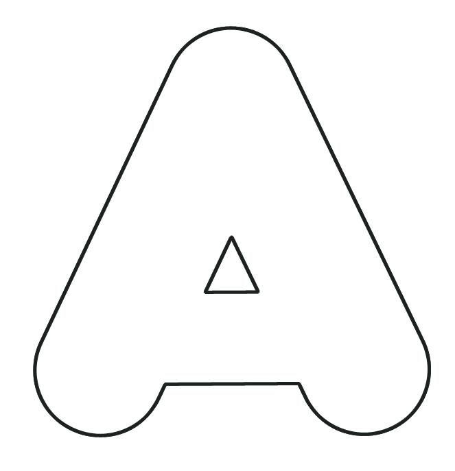 traceable bubble letters letter template free large ...