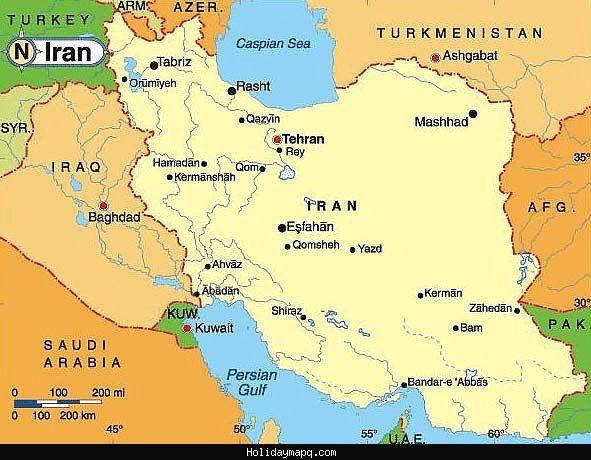 Bildergebnis für iran maps