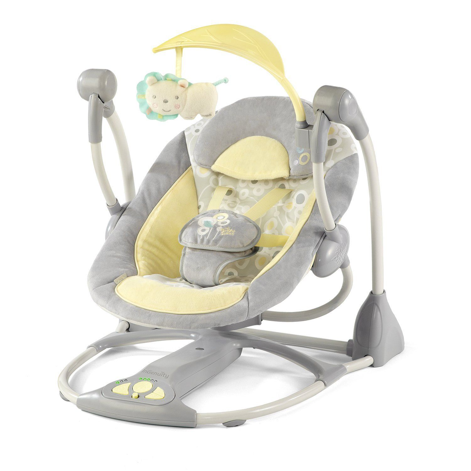 Amazon ingenuity smart and quiet swing briarcliff baby my