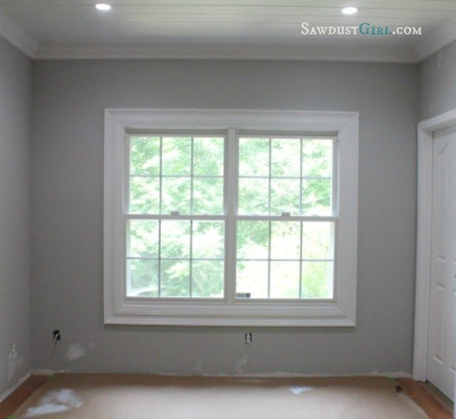 How To Bulk Up Your Window Casing In 5 Easy Steps Sawdust Girl Interior Window Trim Window Molding Trim Moldings And Trim