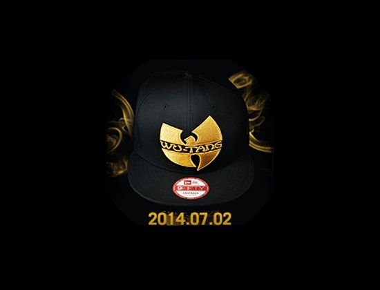 fd37b29ca1d52 Wu-Tang 9Fifty Snapback Cap Preview by WU-TANG CLAN x NEW ERA ...