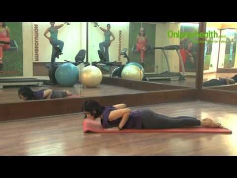 yoga for backpain/ bhujangasana yoga asanans