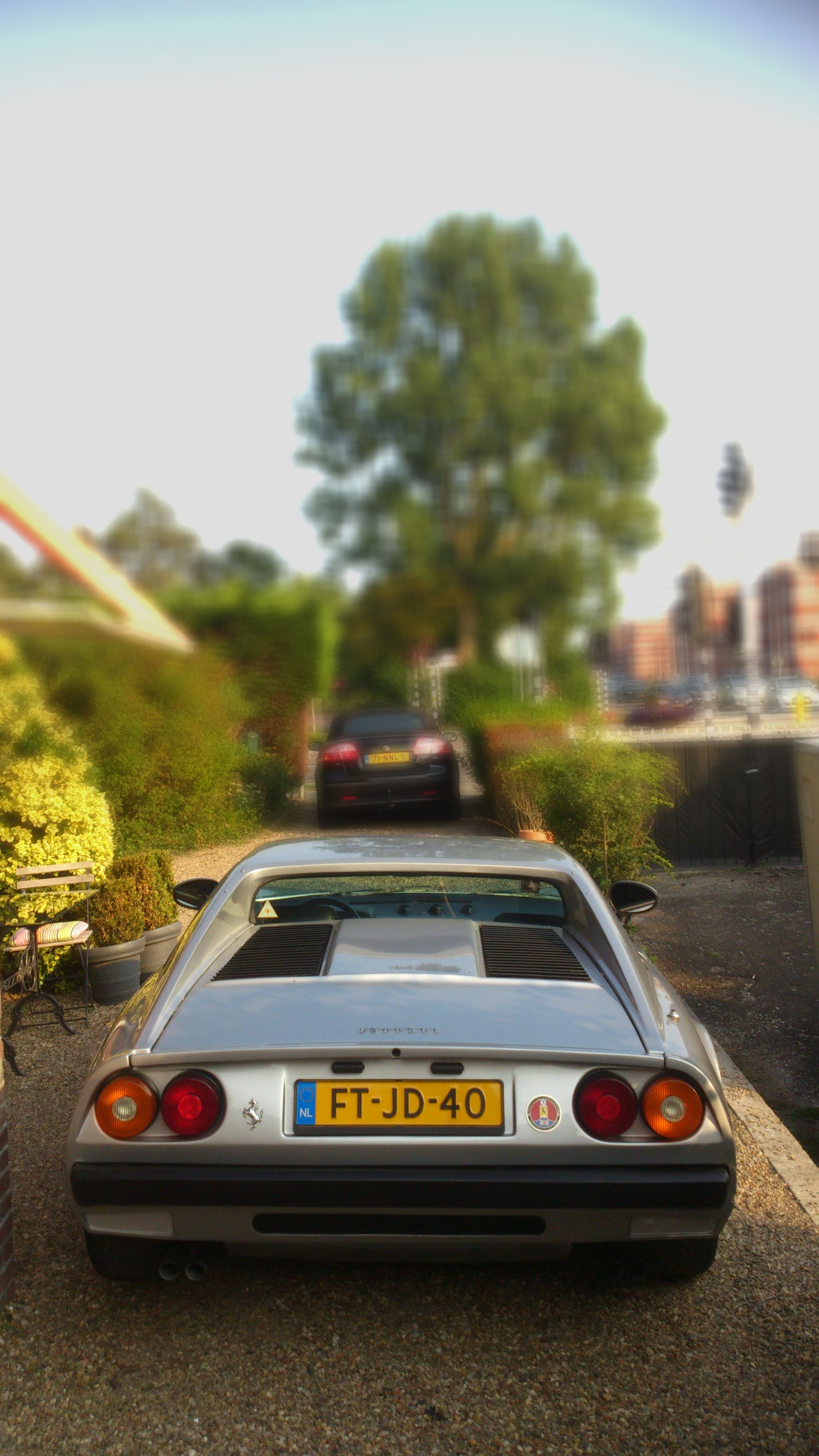 Pontiac Fiero Ferrari 308 Replica Fieros Pinterest Kes