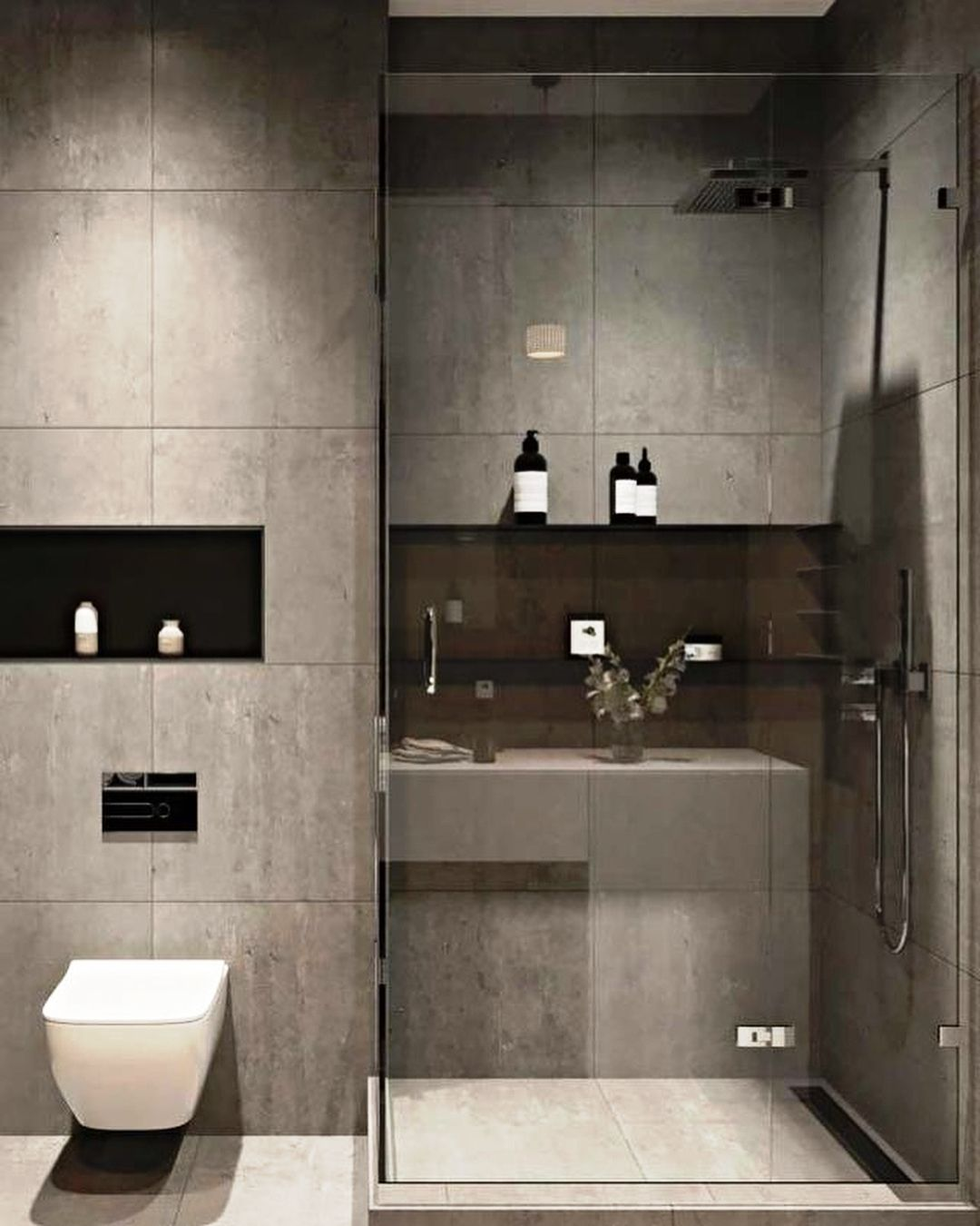 Upgrade Your House With Modern Minimalist Bathroom Design Ideas