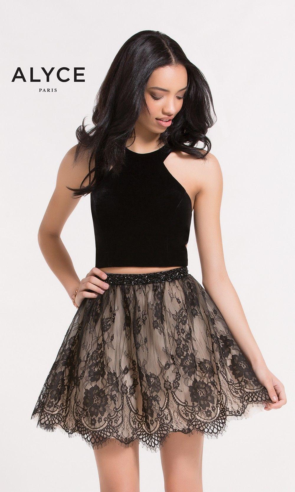 alyce paris kalani ballet collection | dress style 2646 | alyce