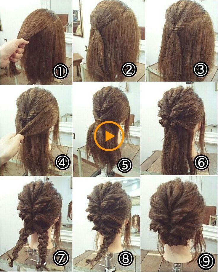 38 Inspiring Prom Updos para cabello largo – #Por #Inspirational #Long #Prom #Updos  – Peinados