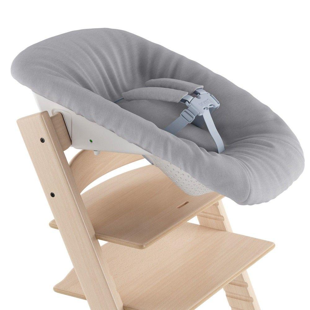 Stokke Tripp Trapp Newborn High Chair Accessory Set Gray Stokke Tripp Trapp Newborn Stokke Tripp Trapp Stokke
