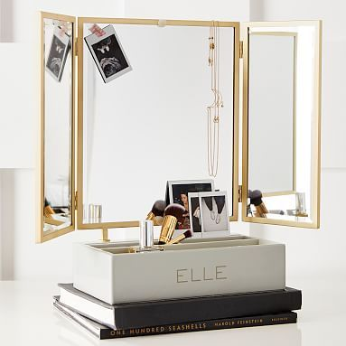 Favorites Gallery Pbteen Trifold Mirror Beauty