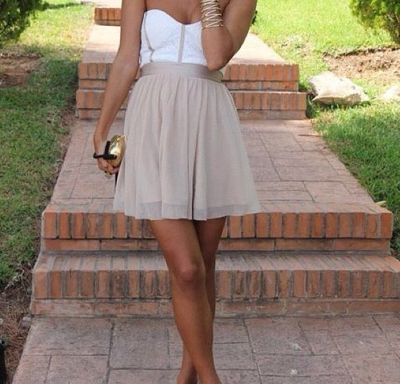 Vestido día
