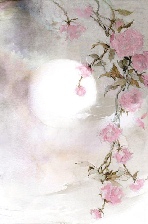 Moonlight and Roses by shiozaki