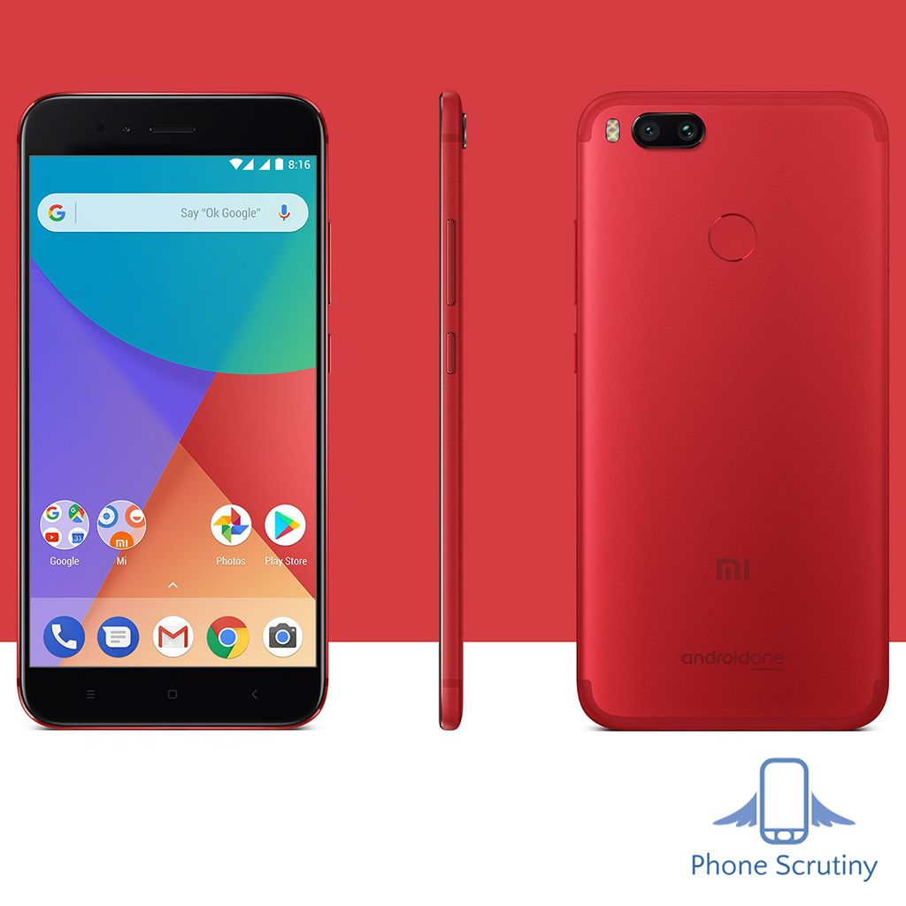 Xiaomi Mi A1 Review Design Camera Battery Specifications