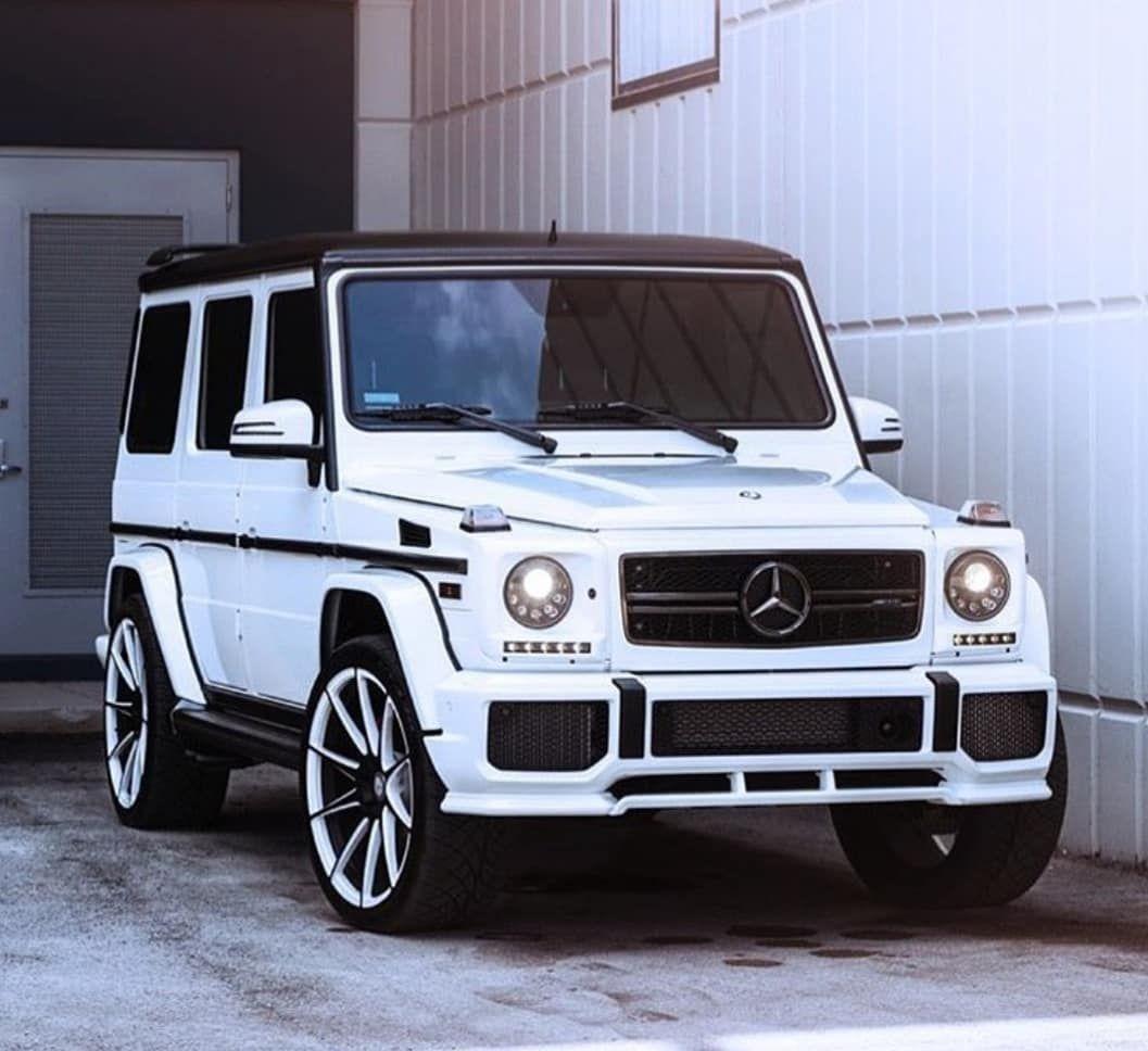 G63 G65 G700 4x4 Amg55 Mercedesbenz Brabus Gelandwagen