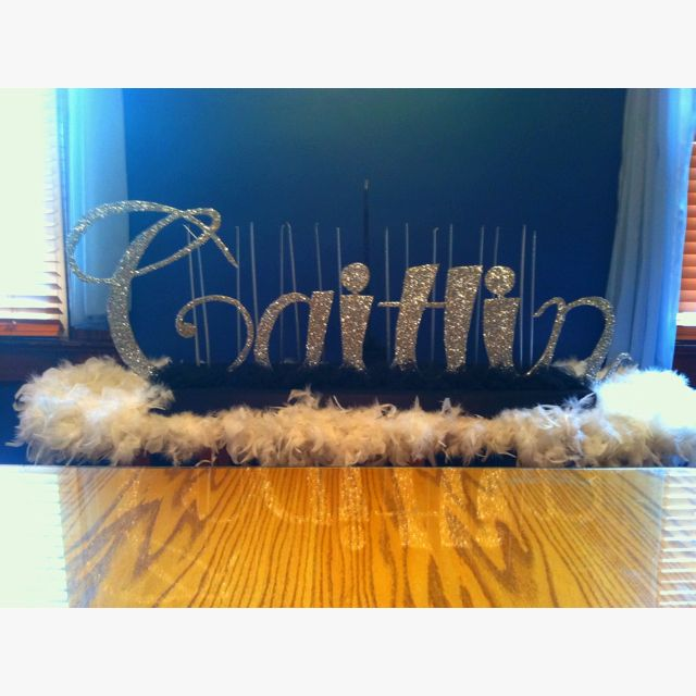 Sweet 16 Name Boards With Candles Made To Order And Customized For Any Theme Queen Of Arts Ny Gmail Com Sweet 16 Neon Signs Party