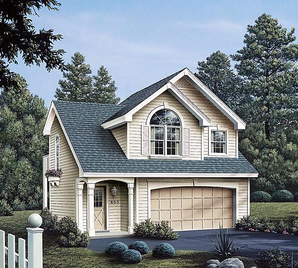 7 Delightful Floor Plans For Tiny Country Carriage Homes Carriage House Plans Garage Guest House Cottage House Plans