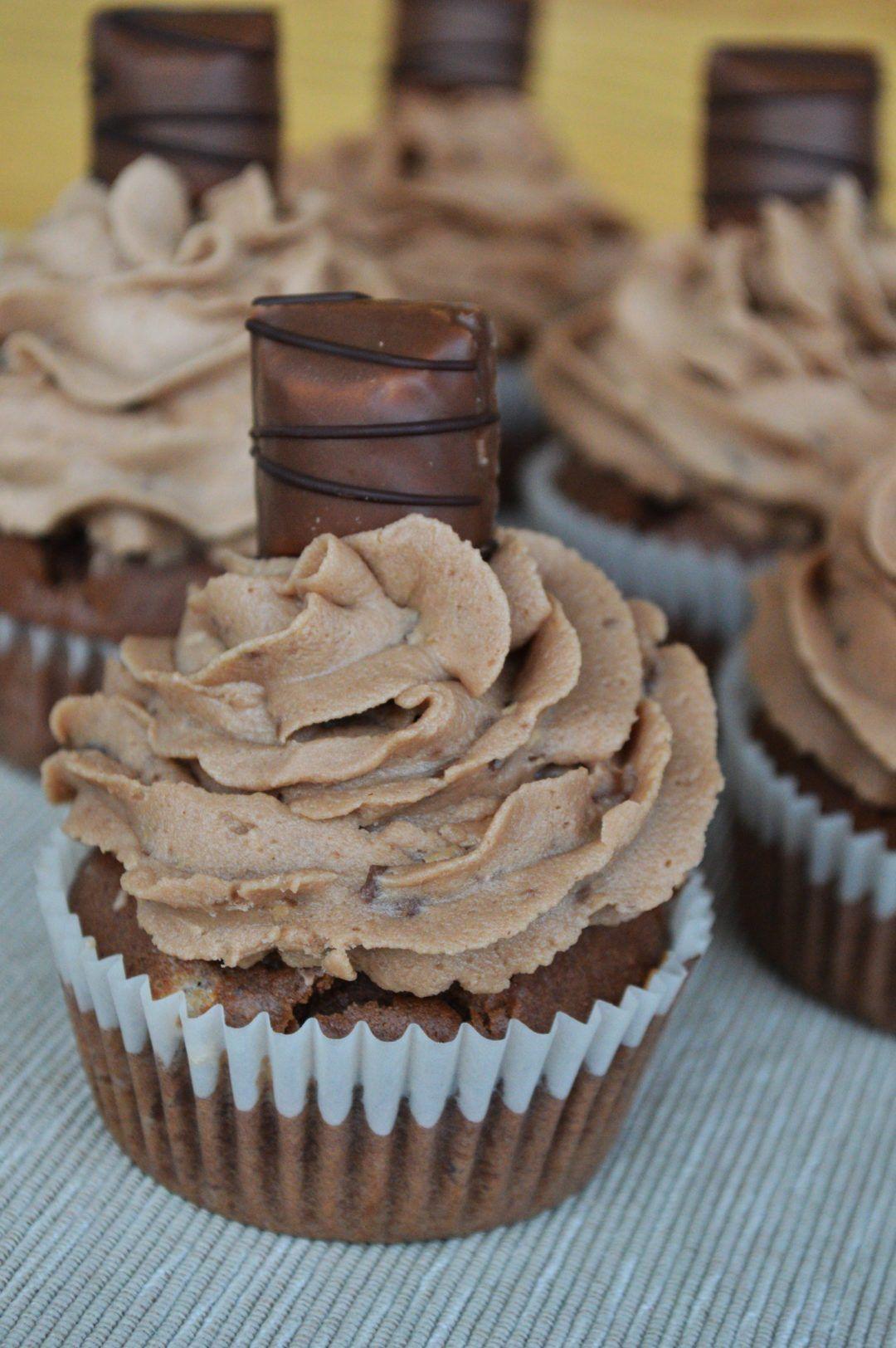 Bueno-Cupcakes | teeunkooken.de #pumpkinmuffins