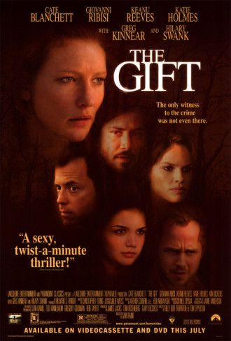 The Gift Posters Allposters Com In 2020 Movies By Genre Cate Blanchett Keanu Reeves