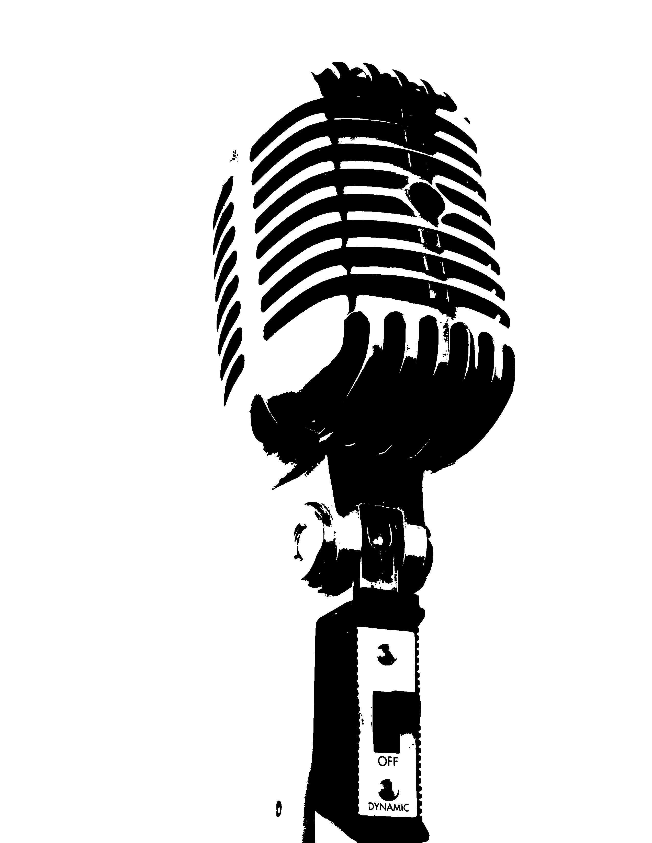 O Vocal Microphone Shure 55sh Series Ii Cool Microphone Vintage Microphone Mic Microphone Vintage Microphone Black And White Drawing