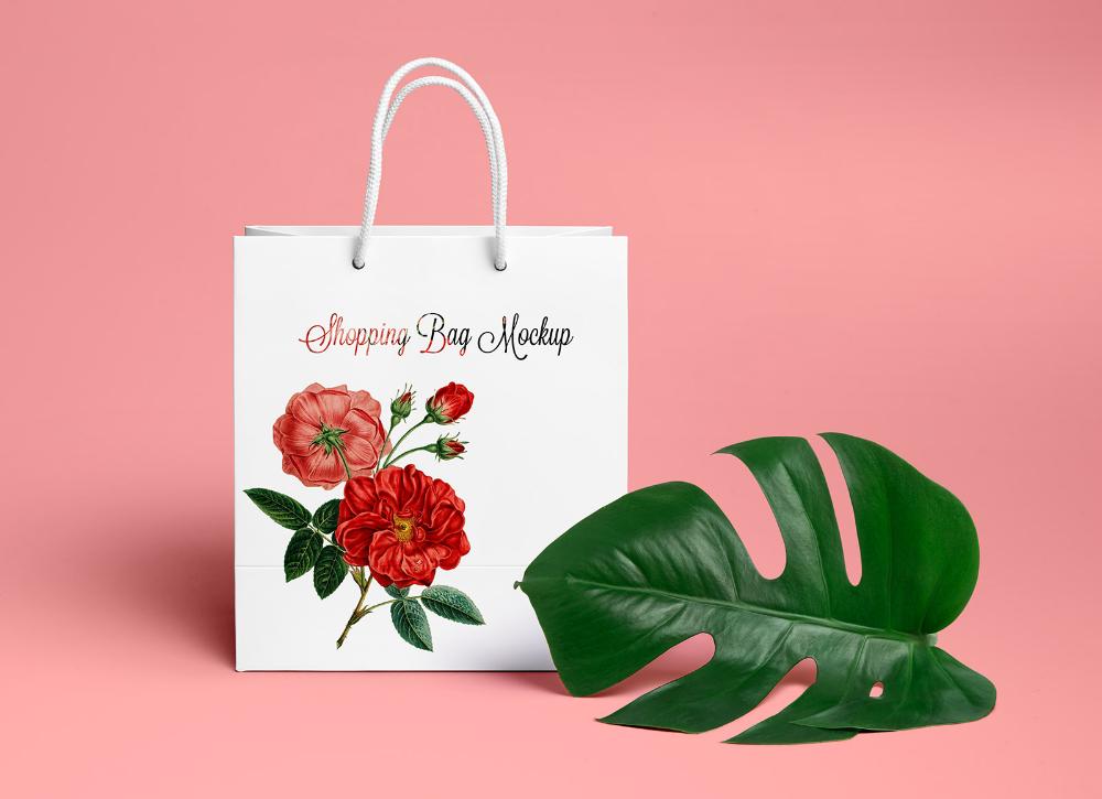 Download Free White Shopping Bag Mockup Psd Good Mockups Bag Mockup Photoshop Mockup Free Graphic Design Inspiration Branding