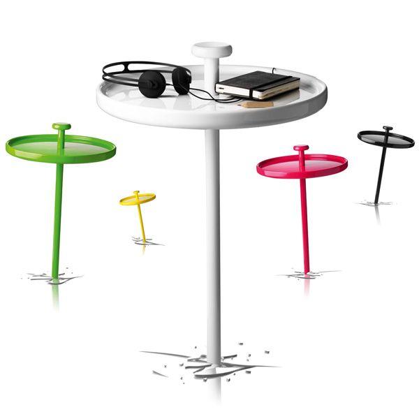 Pin table by Menu