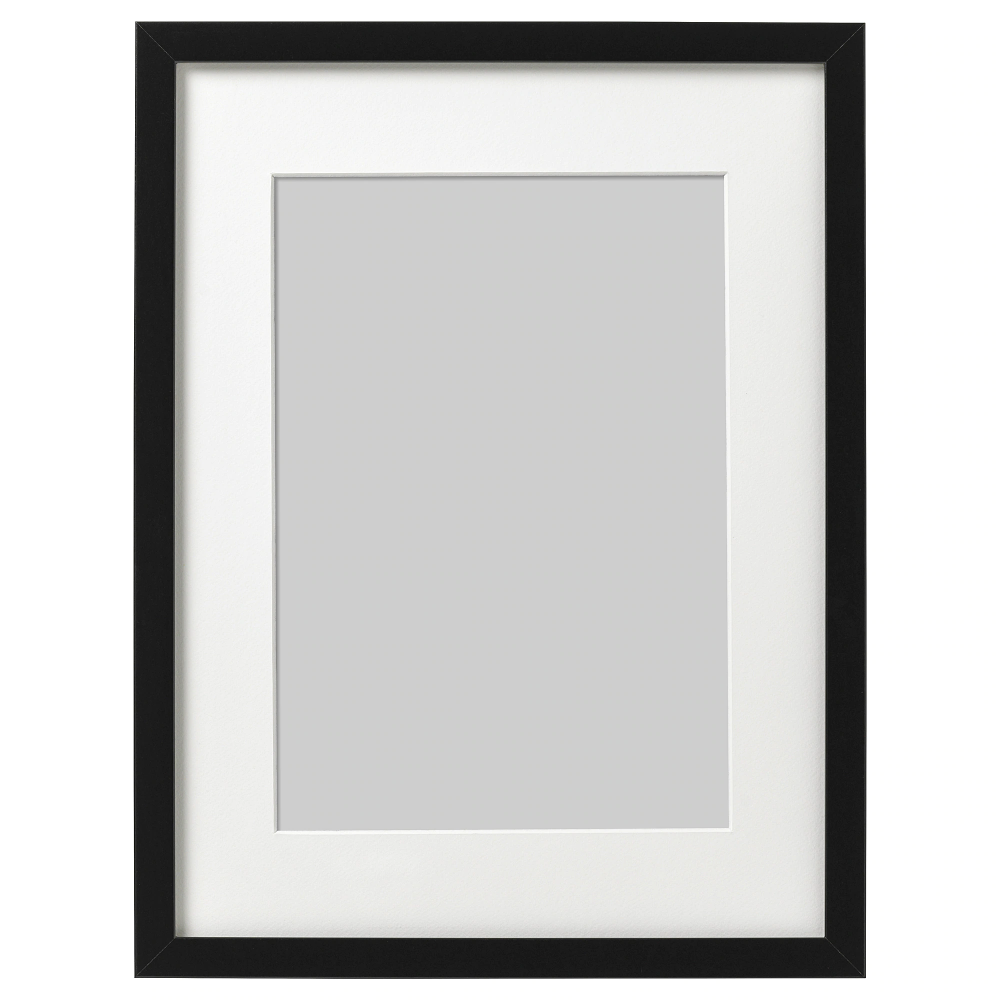 Ribba Frame Black 12x16 Ikea Ikea Picture Frame Ribba Frame Ikea Photo Frames