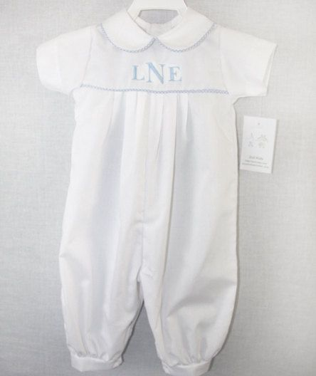 710bbc2d8716 Personalized Baby Boy Clothes