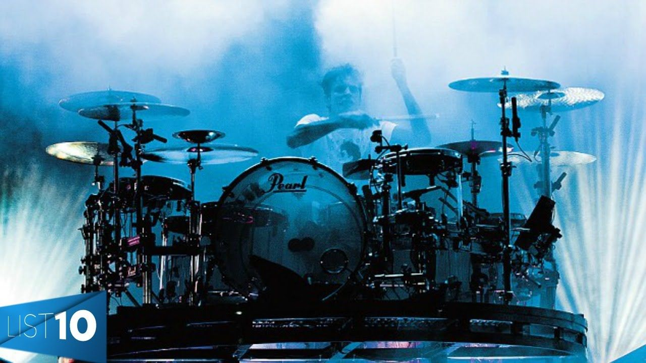 15 Of The Best Drummers Of All Time List10 Drums Drum Kits