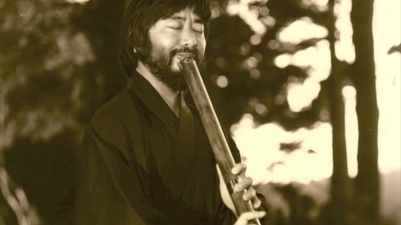 solo SHAKUHACHI Masayuki Koga Koga, Vintage music