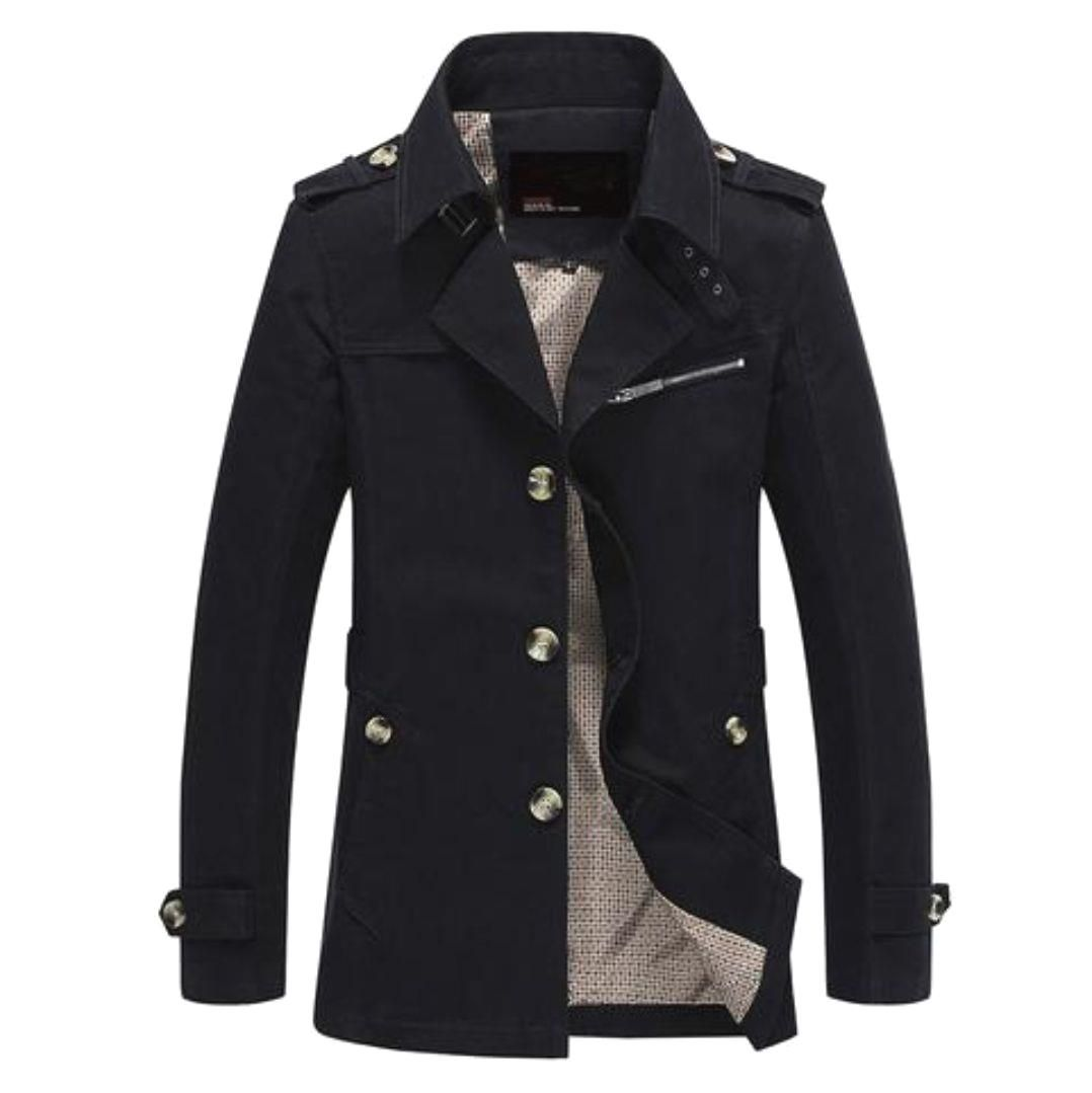 Mens Trench Coat  Price $73.18 AUD Click the link in my bio ---> @soulkreedclothing and grab yours today while stocks last. Sign up to our newsletter and get 15% off all purchases! Style: Fashion Thickness: Standard Lining Material: Polyester Closure Type: Single Breasted Clothing Length: Regular Sleeve Style: Regular Material: Polyester,Spandex,Cotton Pattern Type: Solid Detachable Part: None Collar: Turn-down Collar Type: Regular Hooded: No Cuff Style: Conventional..