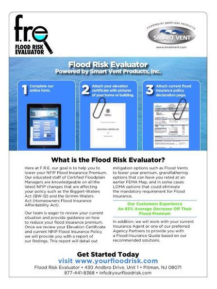 Lower Flood Insurance Rates In 3 Easy Steps Flood Insurance