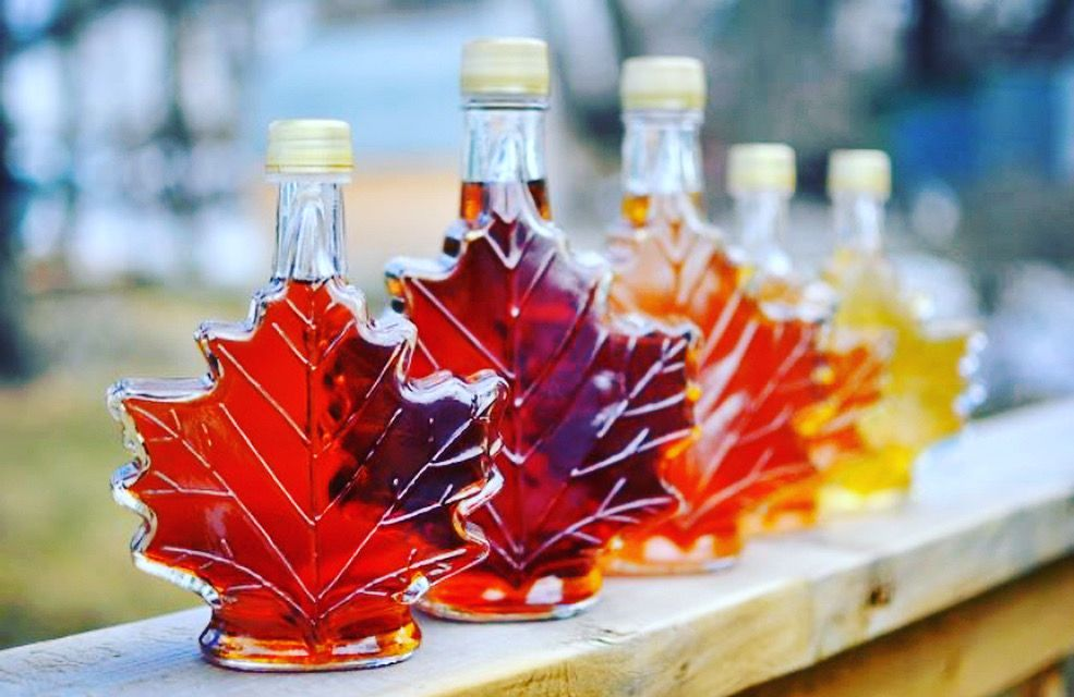 Happy National Maple Syrup Day to our followers in Canada