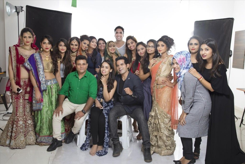 Join Professional Beauty & Makeup artist Courses in India