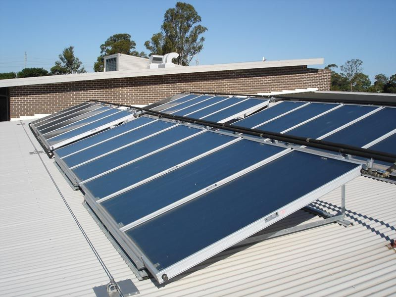 solar hot water - Google Search