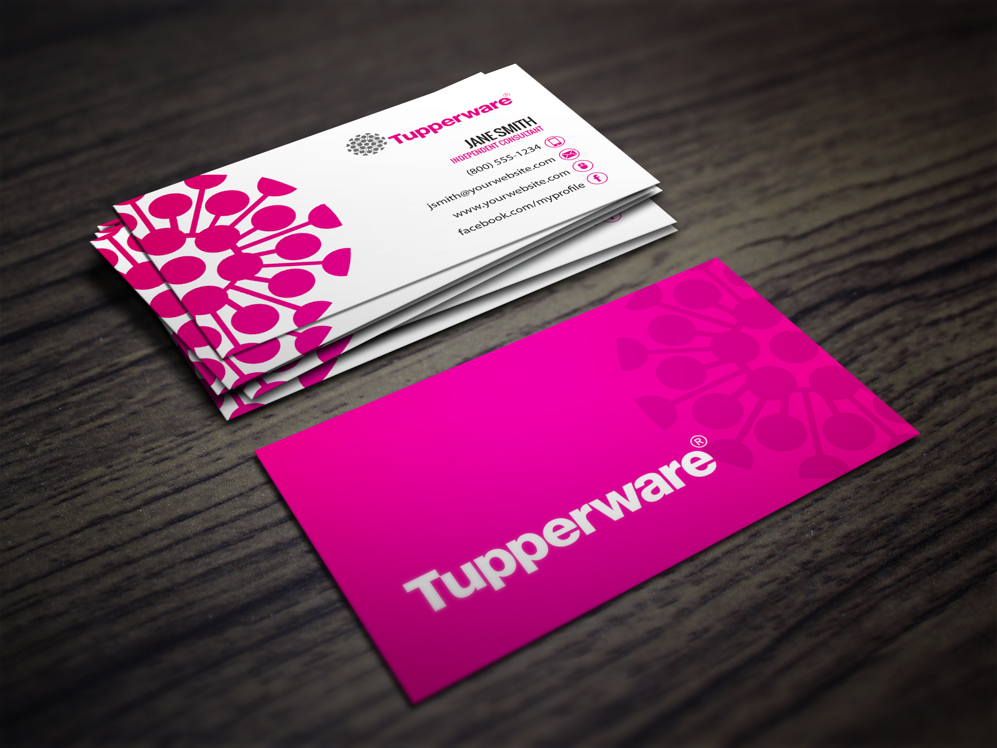 Tupperware Business Cards Free Shipping Tupperware Cards Tupperware Party Ideas