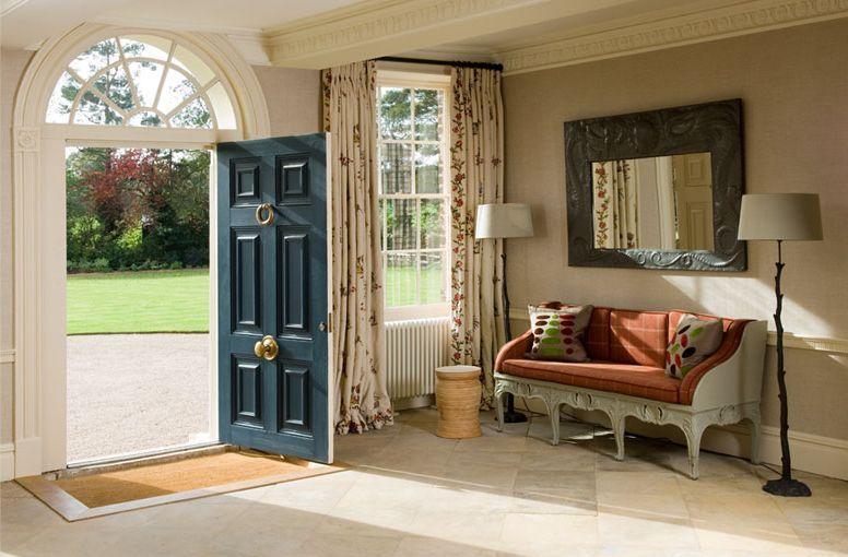 Mark Gillette Georgian Mansion Refurbishment Cool Doors