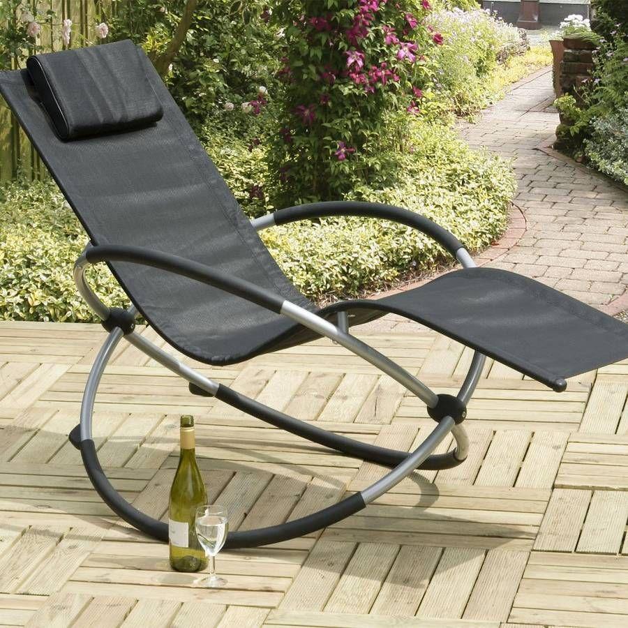 Garden Chair / Orbital Relaxer