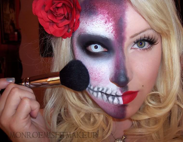 Special Effects Halloween Makeup Looks | Special Effects ...