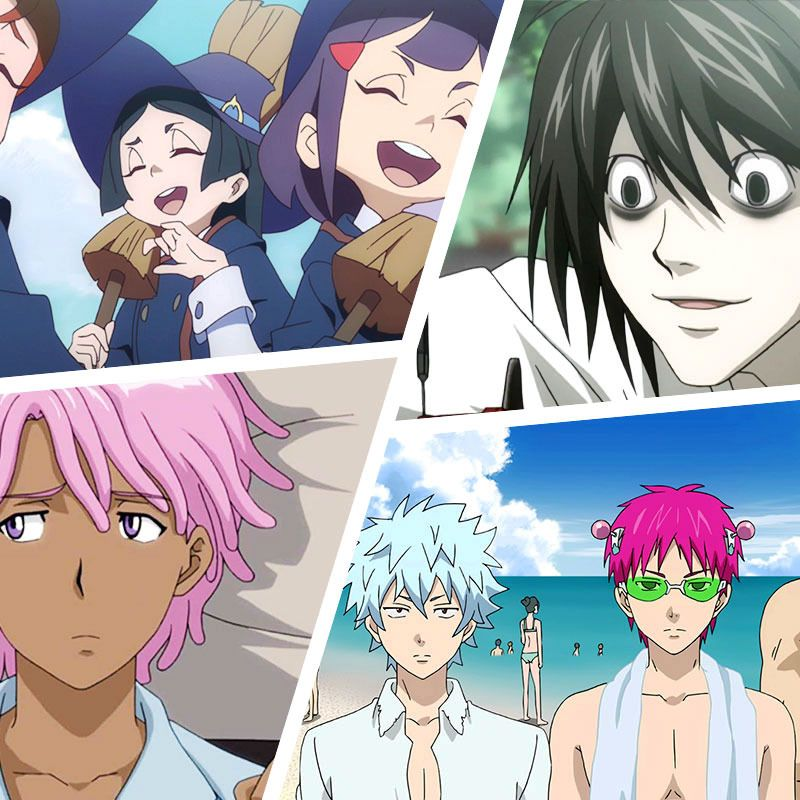 The 40 Best Anime Shows on Netflix Right Now Best anime